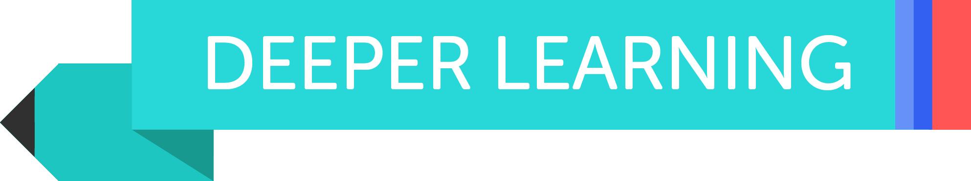 Deeper Learning Logo